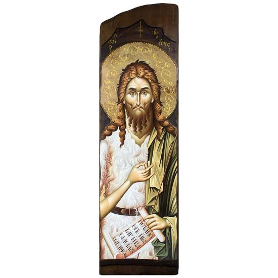 Sveti Jovan Krstitelj (88x26) cm