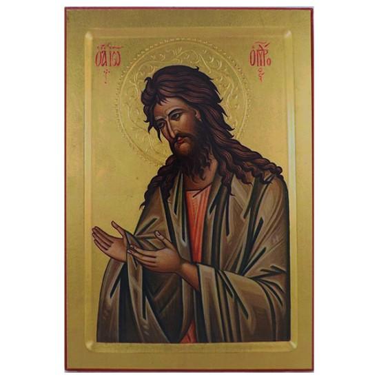 Sveti Jovan Krstitelj (29x20) cm