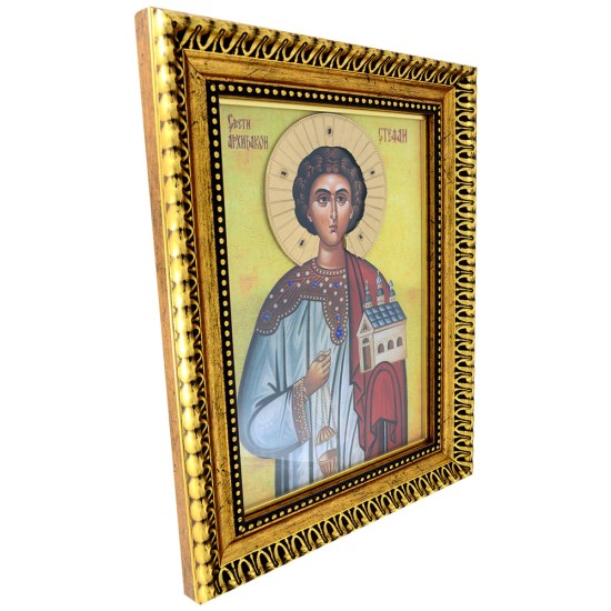 Sveti arhiđakon Stefan (39x30) cm