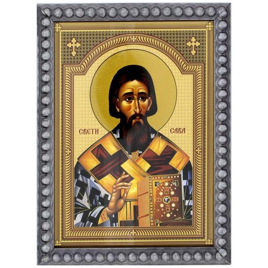 Sveti Sava (15,5x12) cm