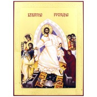 Resurrection of the Lord - Easter (36x26) cm