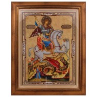 St. George (49x38) cm