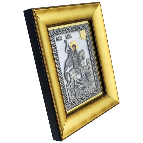 Sveti Georgije (23,5x20) cm