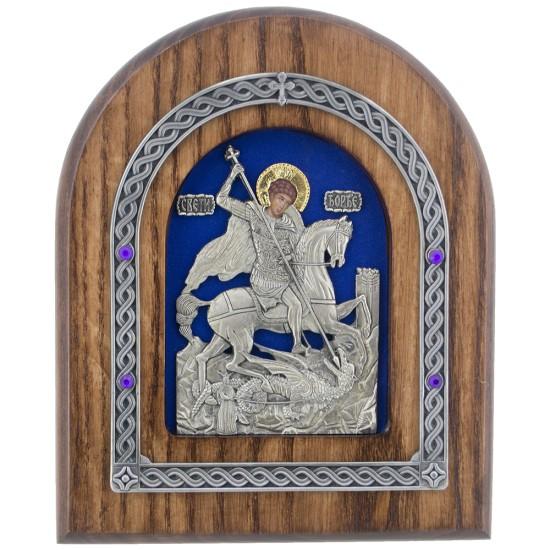Sveti Đorđe - Đurđevdan (22x18) cm