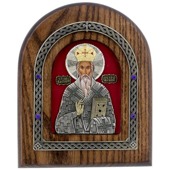Sveti Vasilije Ostroški (22x18) cm