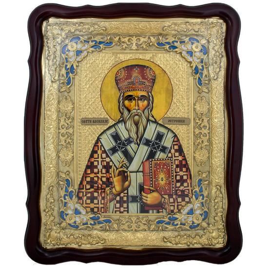 Sveti Vasilije Ostroški (81x61) cm