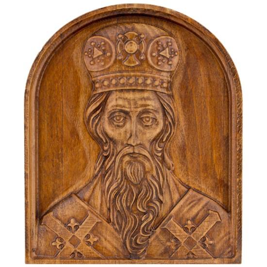 Sveti Vasilije Ostroški (22x18.5) cm
