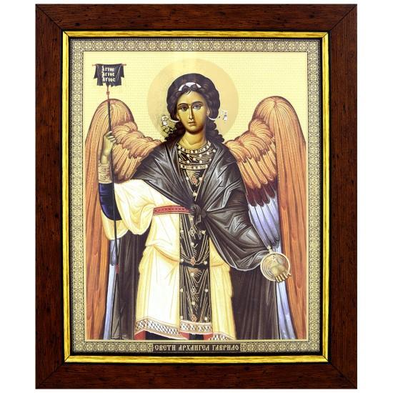 Sveti Arhangel Gavrilo   (33x27) cm