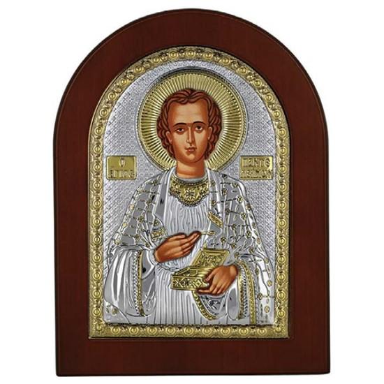 Sveti Pantelejmon (6x4) cm sa magnetom