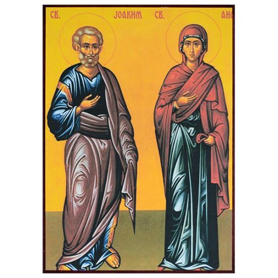 Sveti Joakim i Sveta Ana (28x20) cm