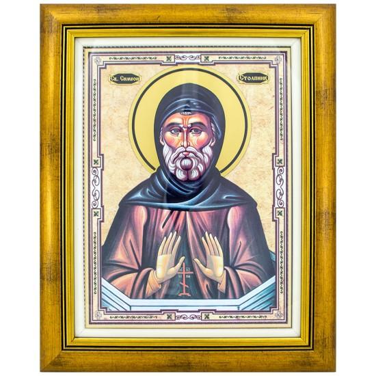 Sveti Simeon Stolpnik (40x31) cm