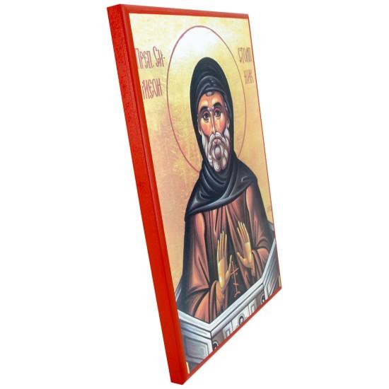 Sveti Simeon Stolpnik (33x23) cm