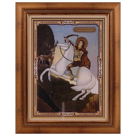 Sveti Jevstatije (40x32) cm