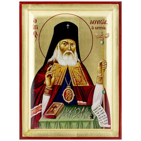 Sveti  Luka Krimski  (25x18.5) cm