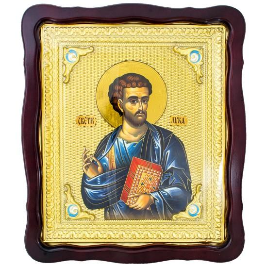 Sveti Luka (48x42) cm