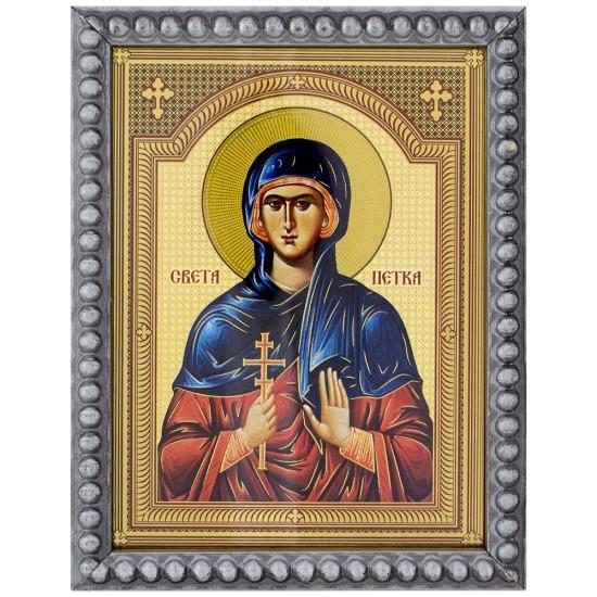 Sveta Petka (15,5x12) cm