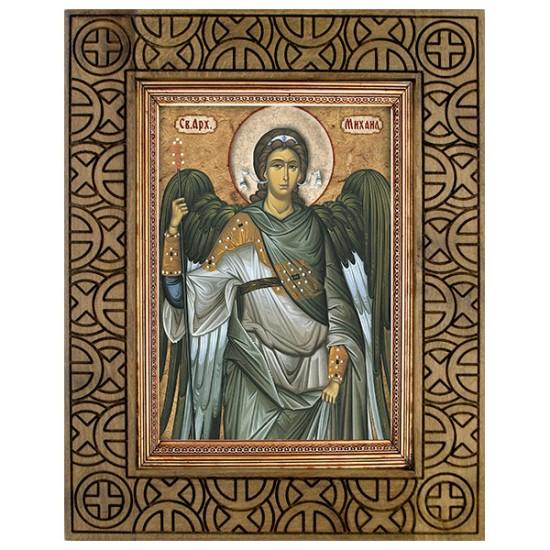 Sveti Arhangel Mihailo (38x30) cm