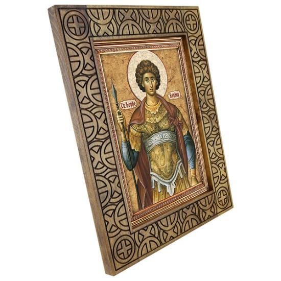 Sveti Đorđe - Đurđic (38x30)cm