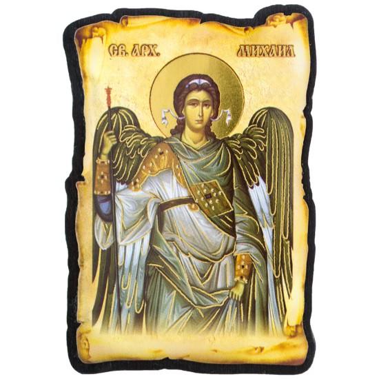 Sveti Arhangel Mihail (8x5) cm
