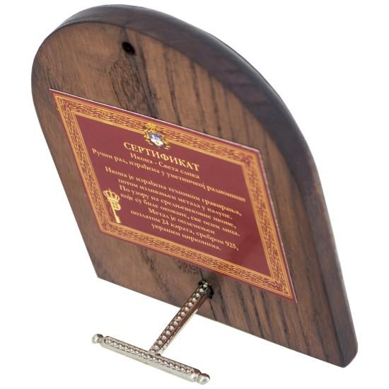 Sveti Petka (11x9) cm