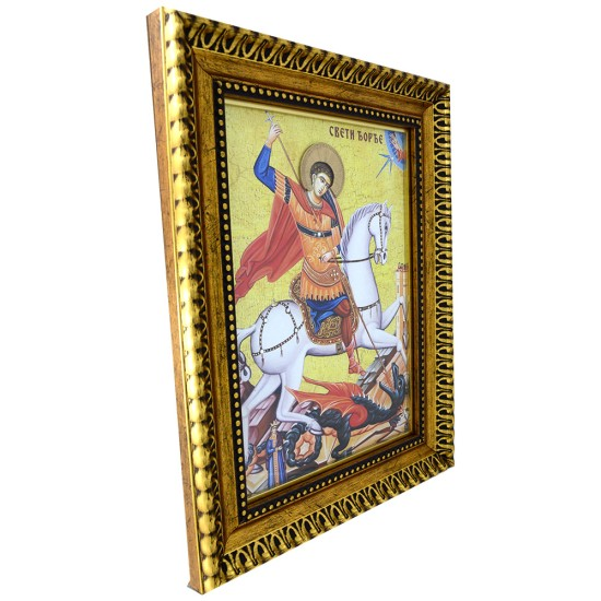 Sveti Đorđe - Đurđic (39x30) cm