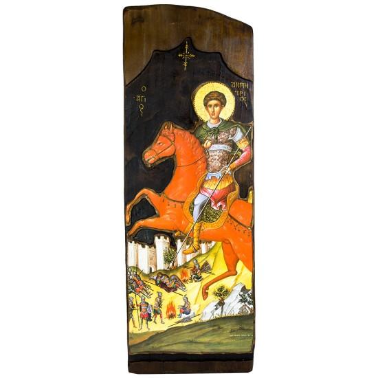 Sveti Dimitrije  (88x26) cm