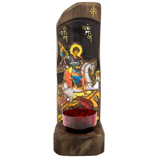 Sveti Georgije  (30x10) cm