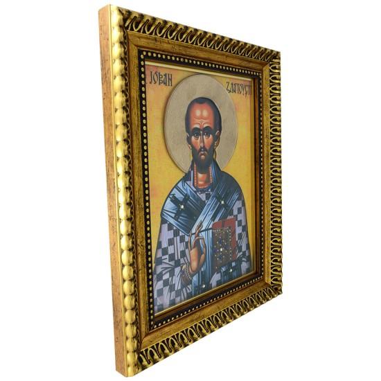 Sveti Jovan Zlatousti (39x30) cm