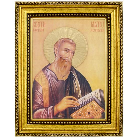 Sveti Apostol Matej (38x29)cm