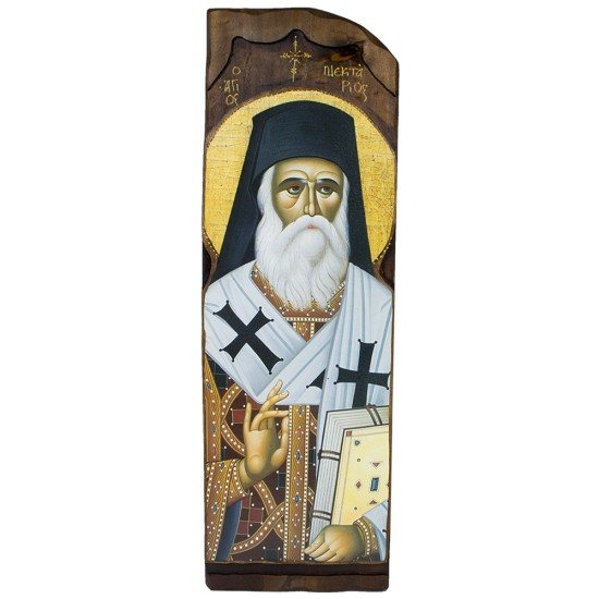 Sveti Nektarije (85x28) cm