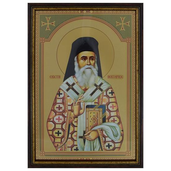 Sveti Nektarije   (33x23) cm