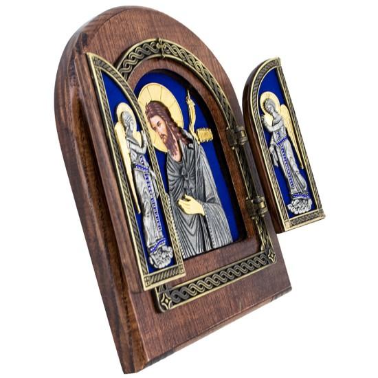 Sveti Jovan Krstitelj (22x18) cm