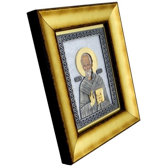 Sveti Nikola (23,5x20) cm