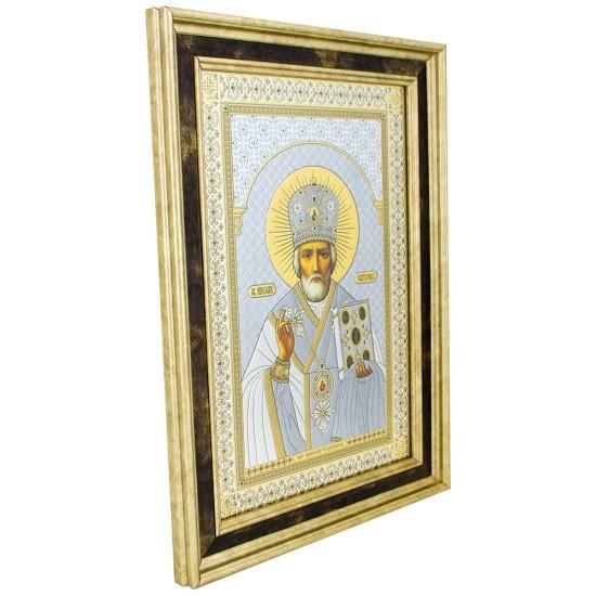 Sveti Nikola čudotvorac (36x26) cm