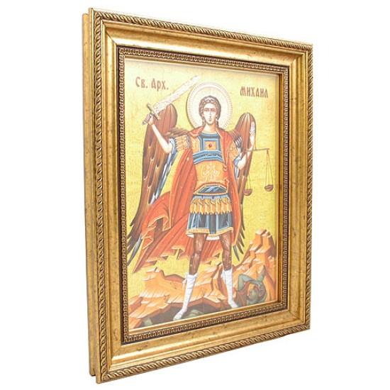 Sveti Arhangel Mihailo (reljefna) (38x30 cm)