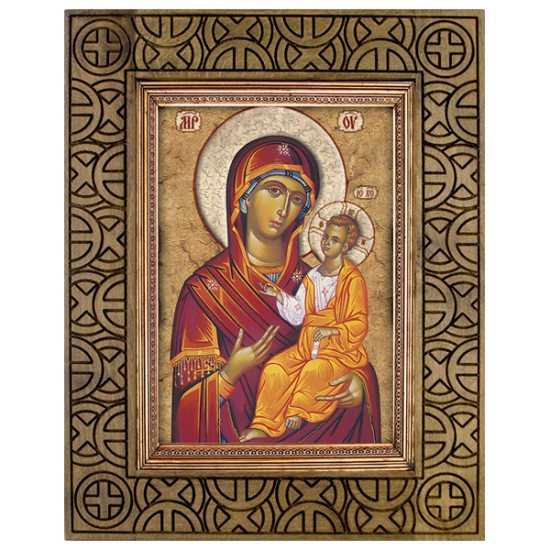 Holy Mother (38x30) cm