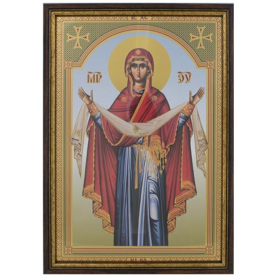 Presveta Bogorodica (33x23) cm