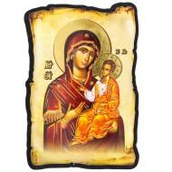 The Blessed Virgin (8x5) cm