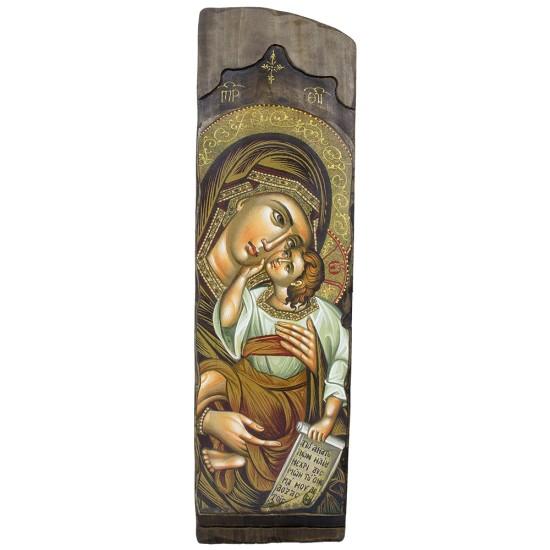 Presveta Bogorodica (86x26) cm