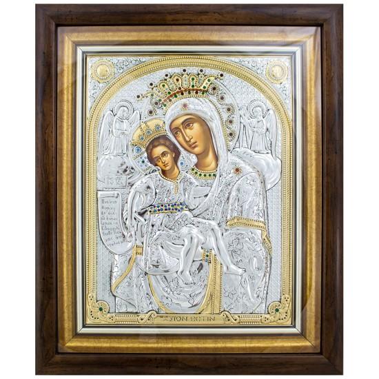Presveta Bogorodica (43,5x36) cm