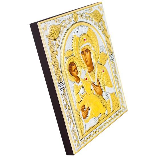 Presveta Bogorodica (18x15,5) cm