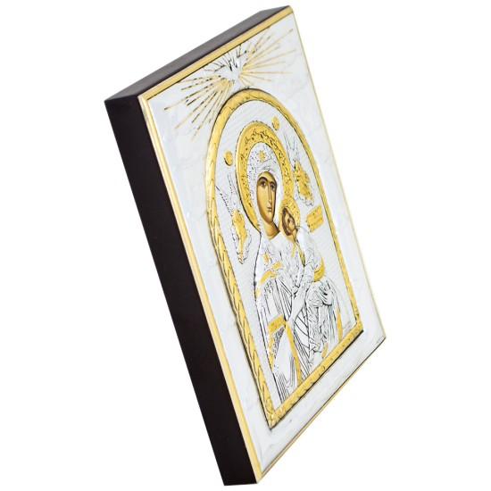 Presveta Bogorodica (12,5x11) cm
