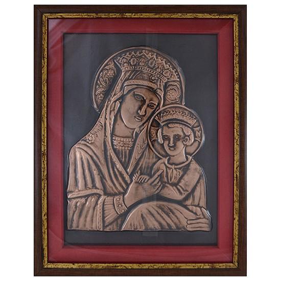 Holy Mother of God (36х28) cm