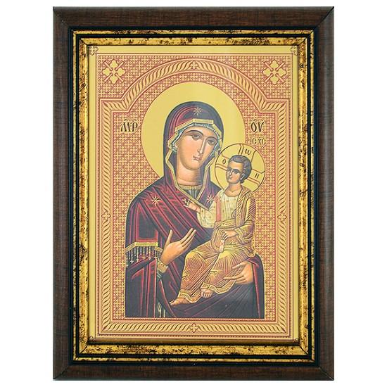 The Holy Virgin (17x13) cm