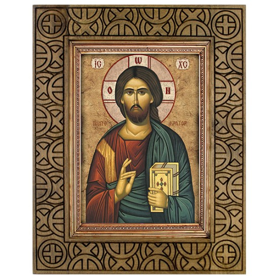Gospod Isus Hristos  (38x30) cm