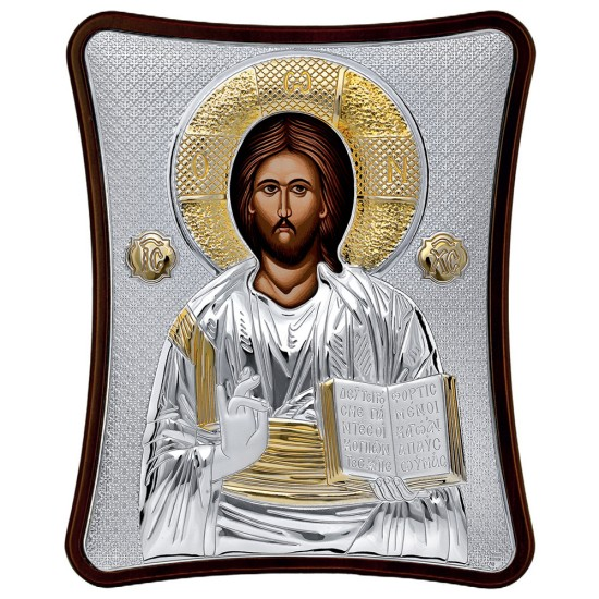 Isus Hristos (15x12.5) cm