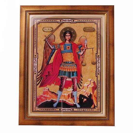 Sveti Arhangel Mihailo (49.5x38.5) cm
