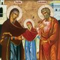 Sveti pravedni Joakim i Ana