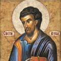 Sveti apostol i jevanđelist Luka