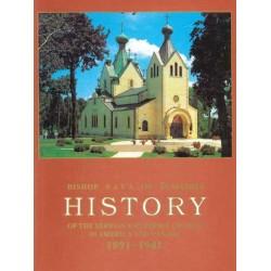 History of the Serbian Orthodox Church in America and Canada – Sava , Bishop of Šumadija/ in English